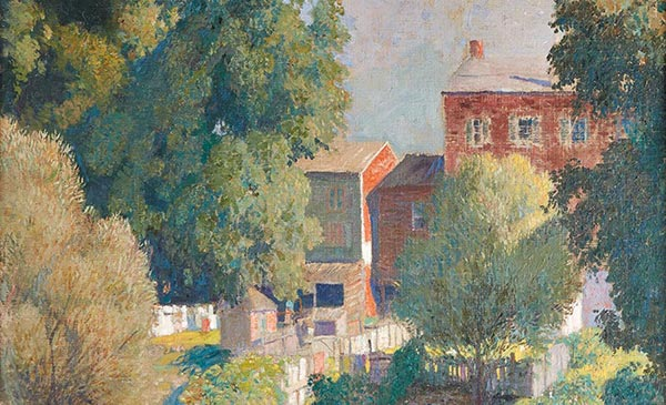 American Paintings and Pennsylvania Impressionists