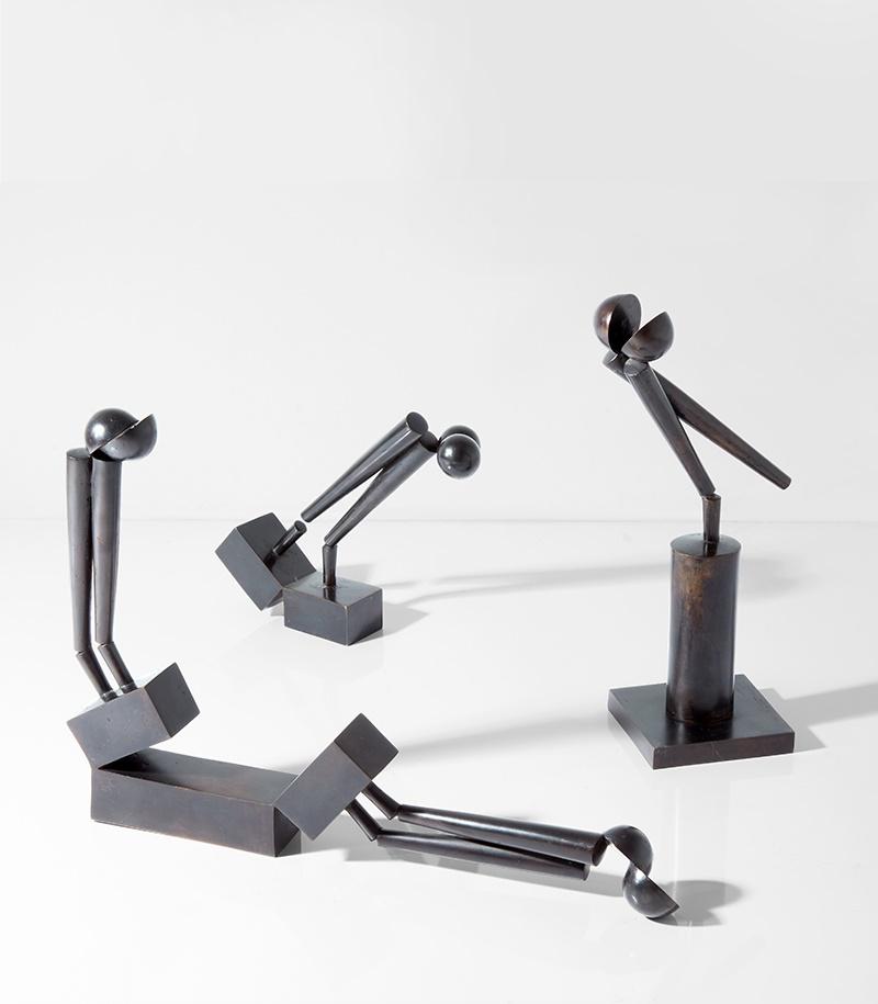 Fritz Konig Sculptures