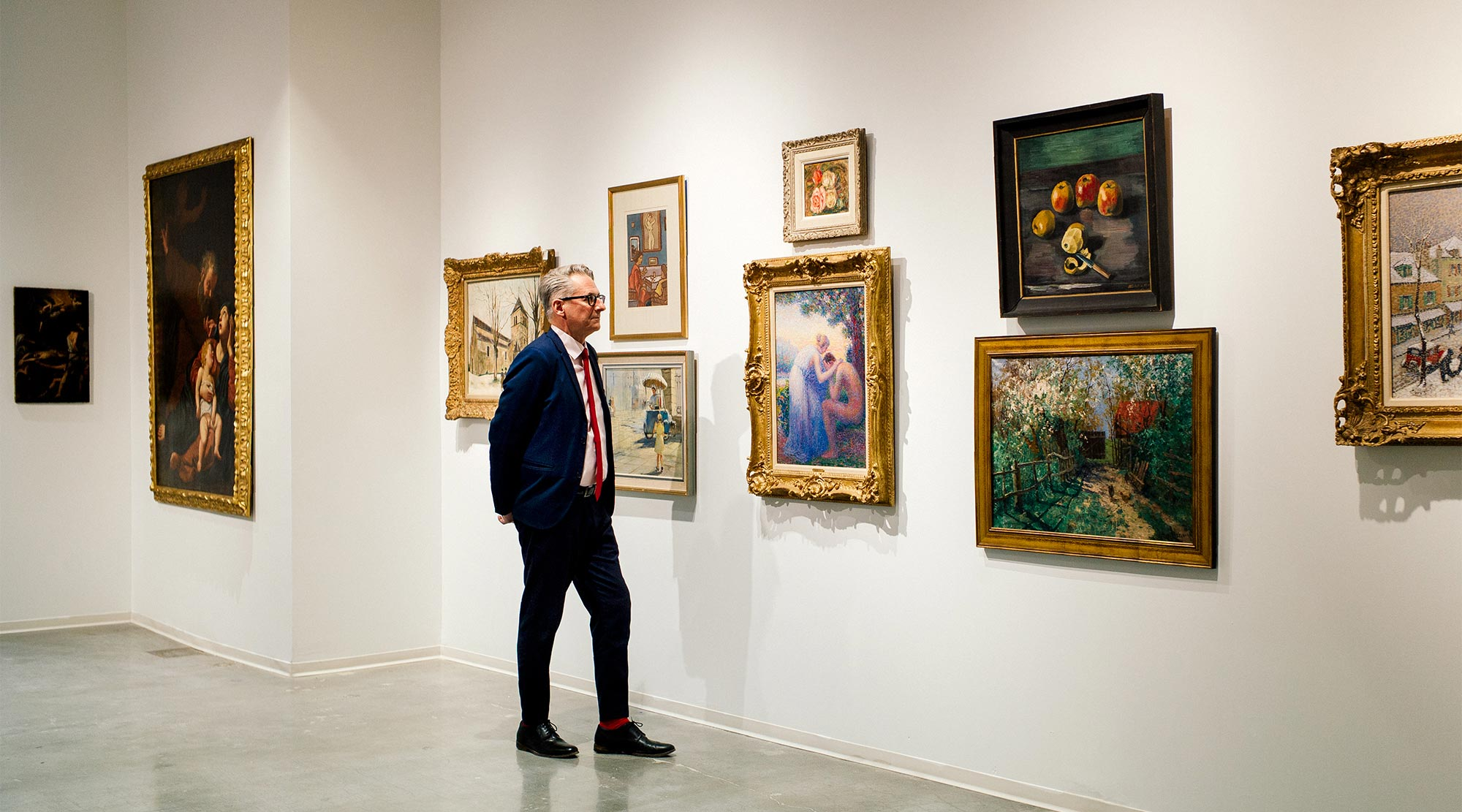 A European Art and Old Masters exhibition at Freeman's