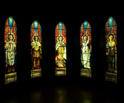 Angels Representing Seven Churches: A Rediscovered Set of Windows by Tiffany Studios