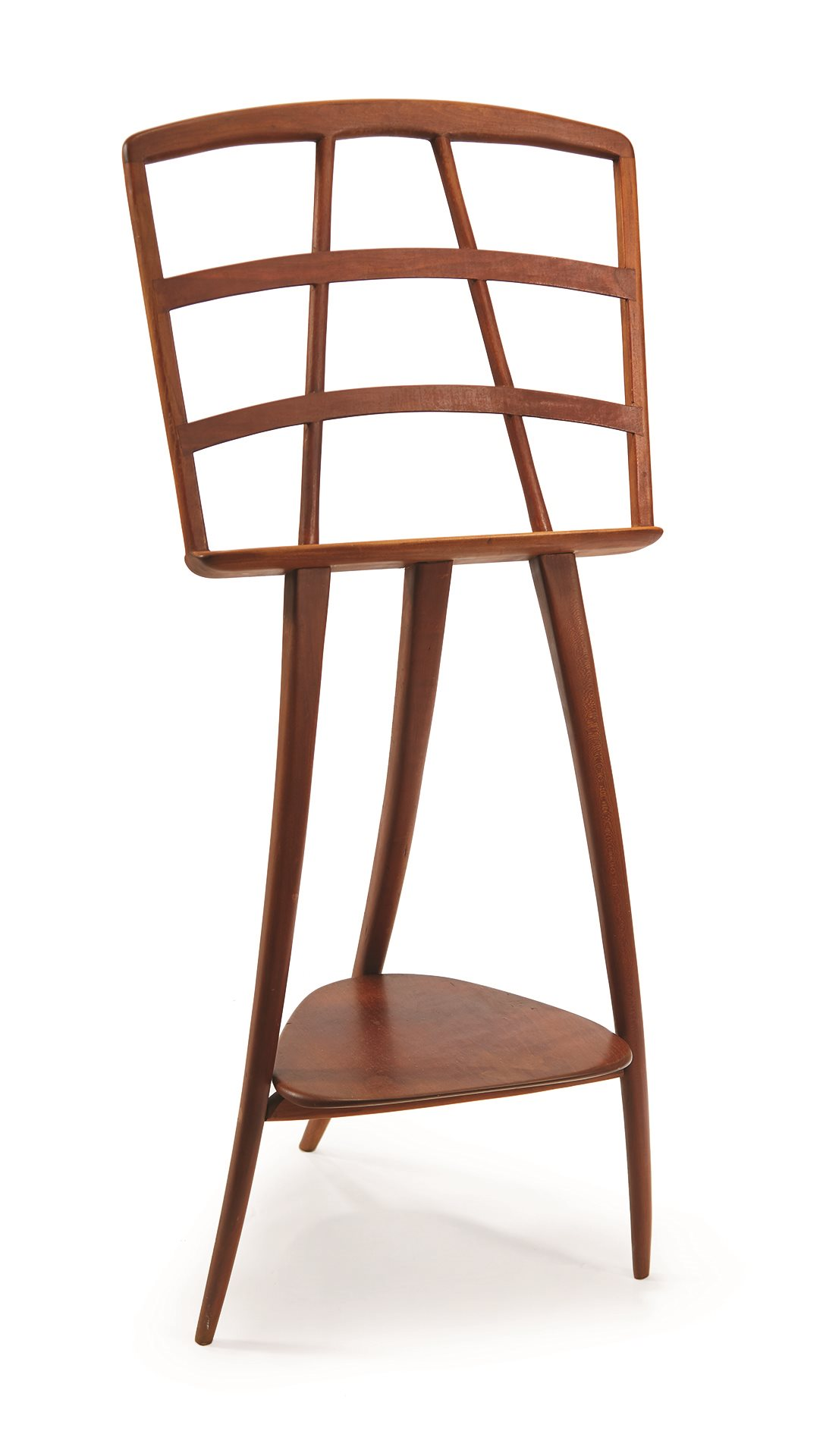 Wharton Esherick (American, 1887-1970)  Music Stand, Paoli, Pennsylvania, 1962, $20,000-30,000