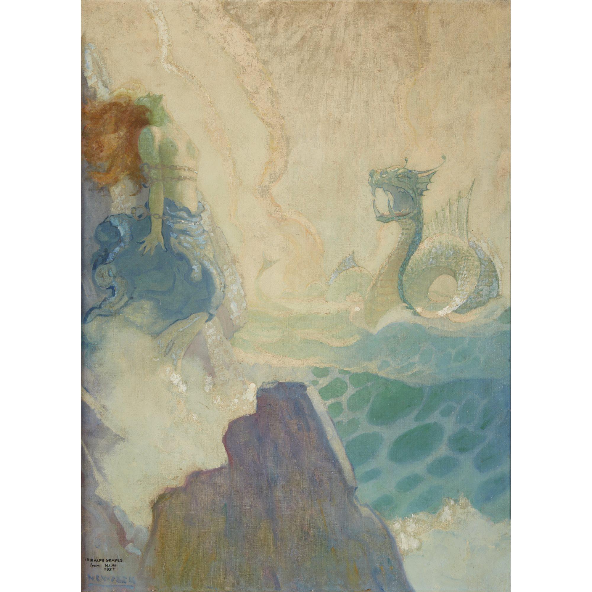 Lot 85     N.C. Wyeth,