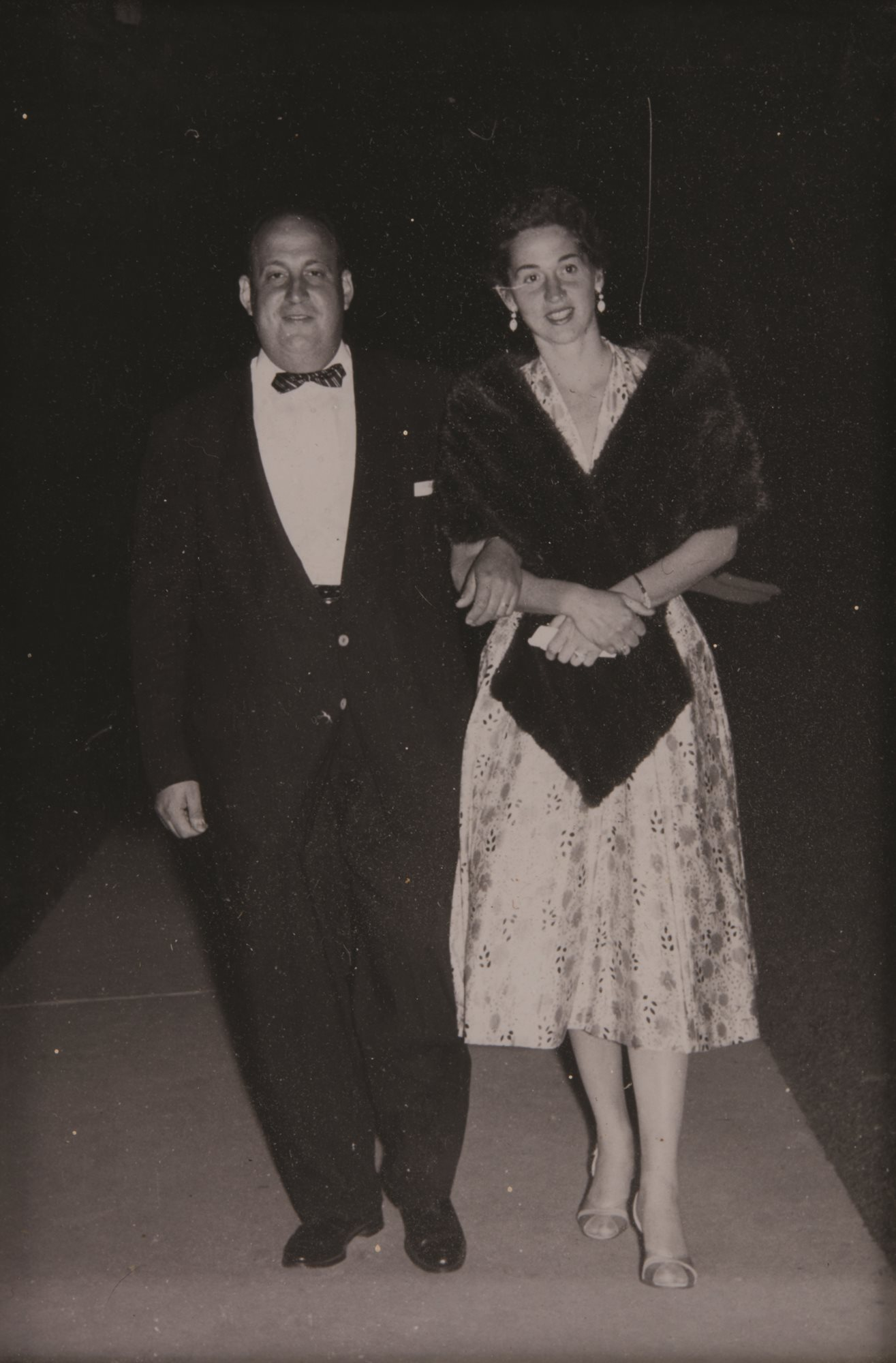 Dr. Henry & Mrs. Fannie Levine; images courtesy of the Levine Family.