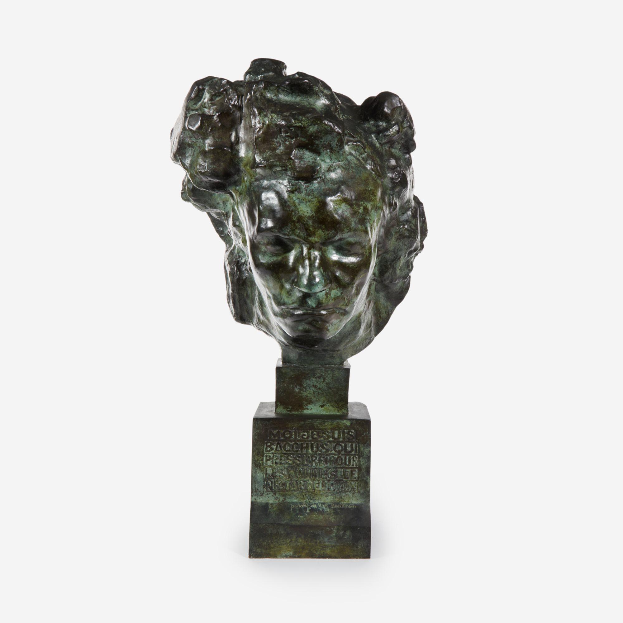 Lot 7 | Beethoven dit Métropolitain, Sold for $56,250