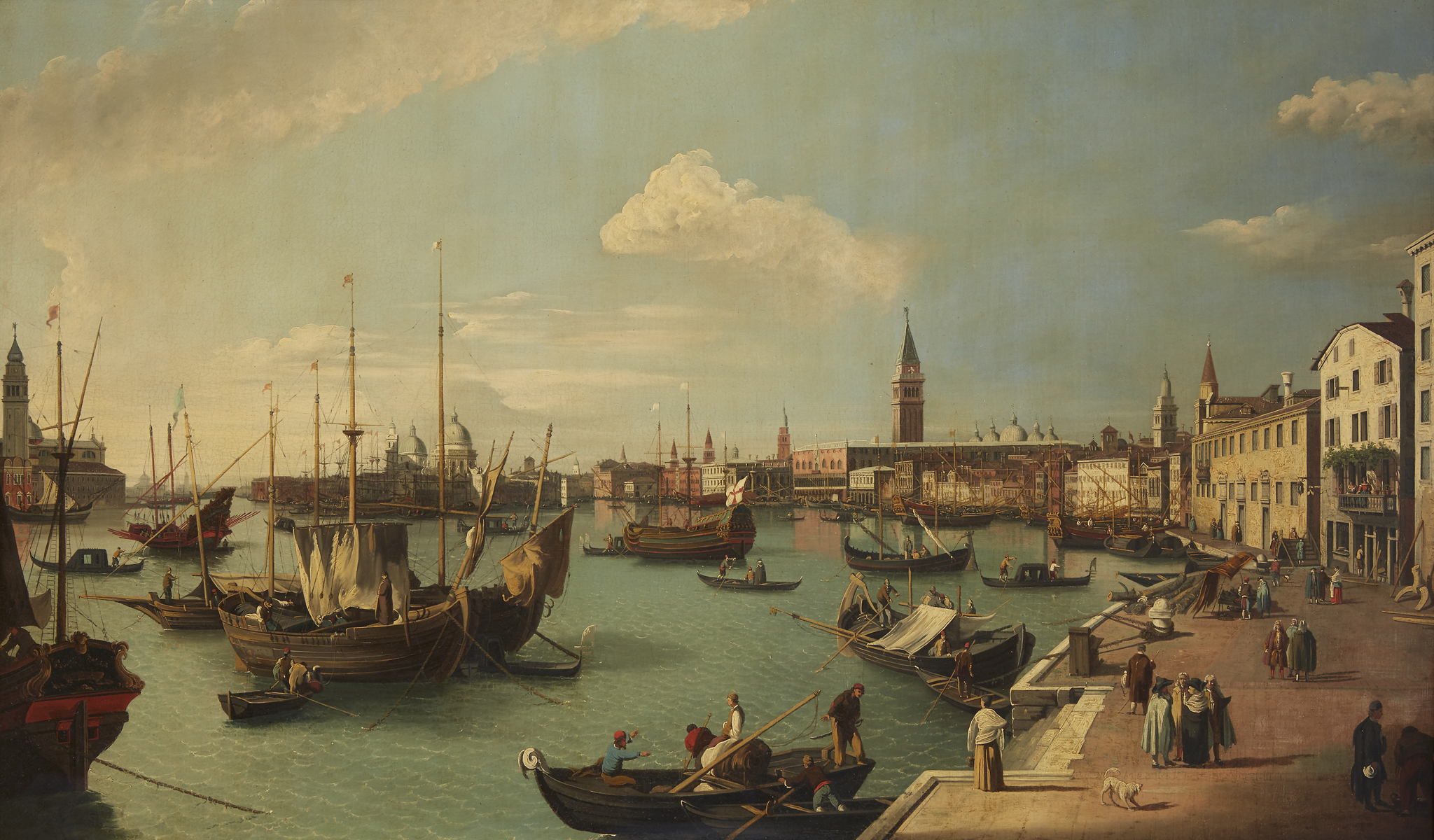 After Canaletto,