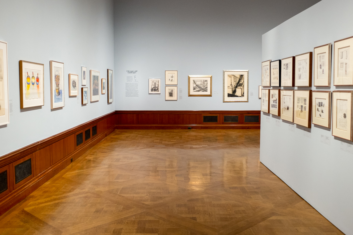 An exhibit currently on view at the Morgan Library & Museum,