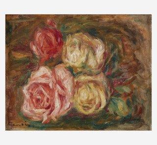 Pierre-Auguste Renoir (French, 1841–1919) Roses