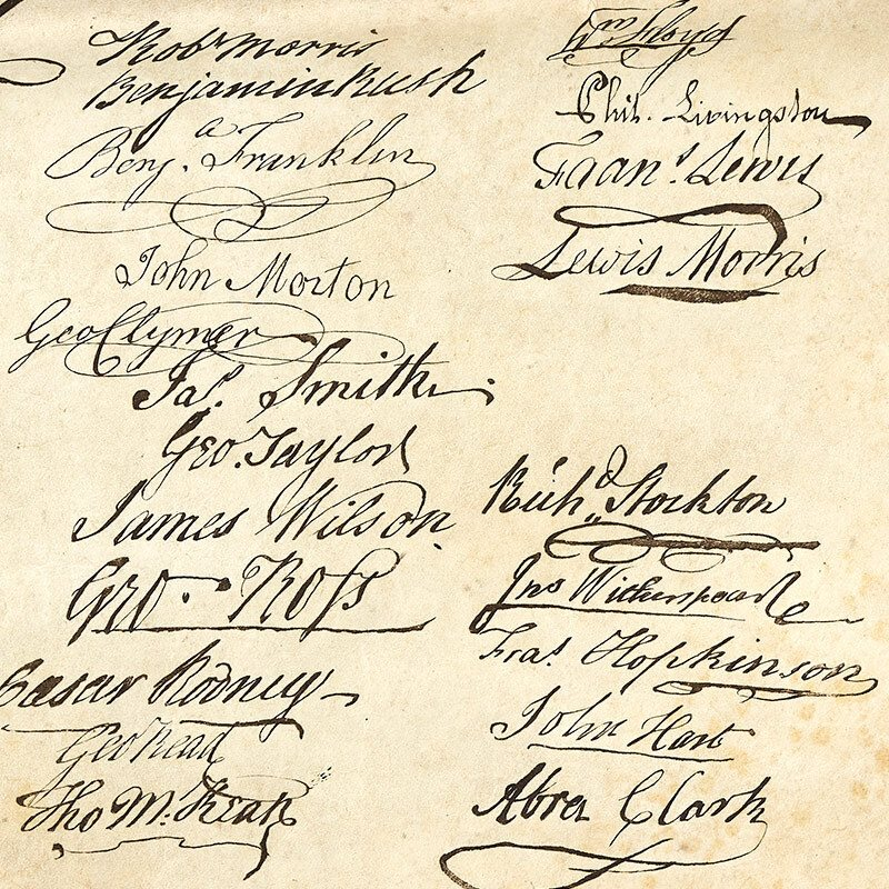 How Charles Carroll's Copy of the Declaration of Independence was Discovered in Scotland