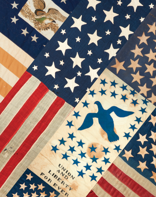 The American National Flag Collection of Jeffrey Kenneth Kohn, MD