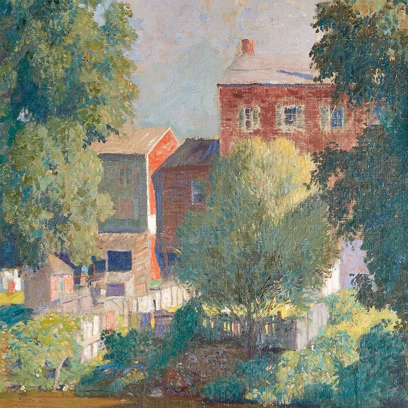 Market Review of Pennsylvania Impressionists