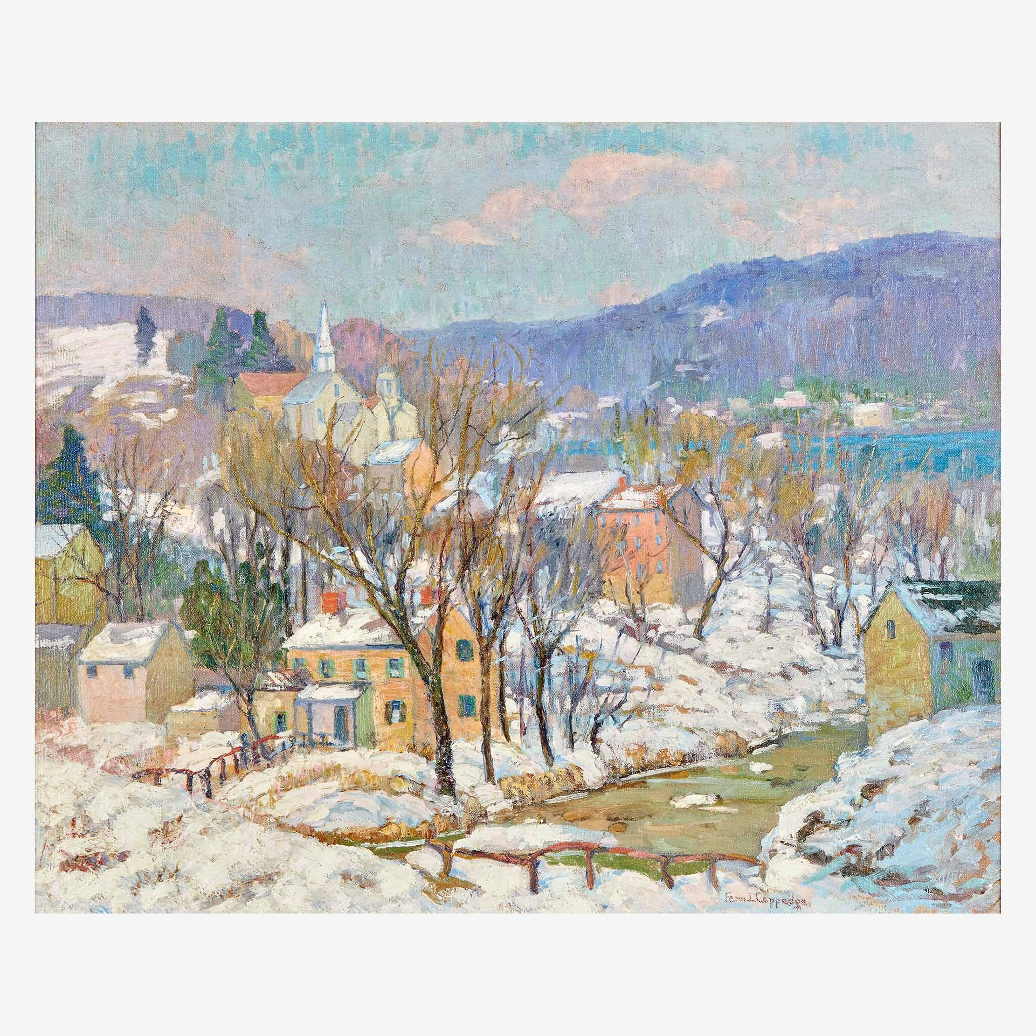 Fern Coppedge, Snowy Country Side
