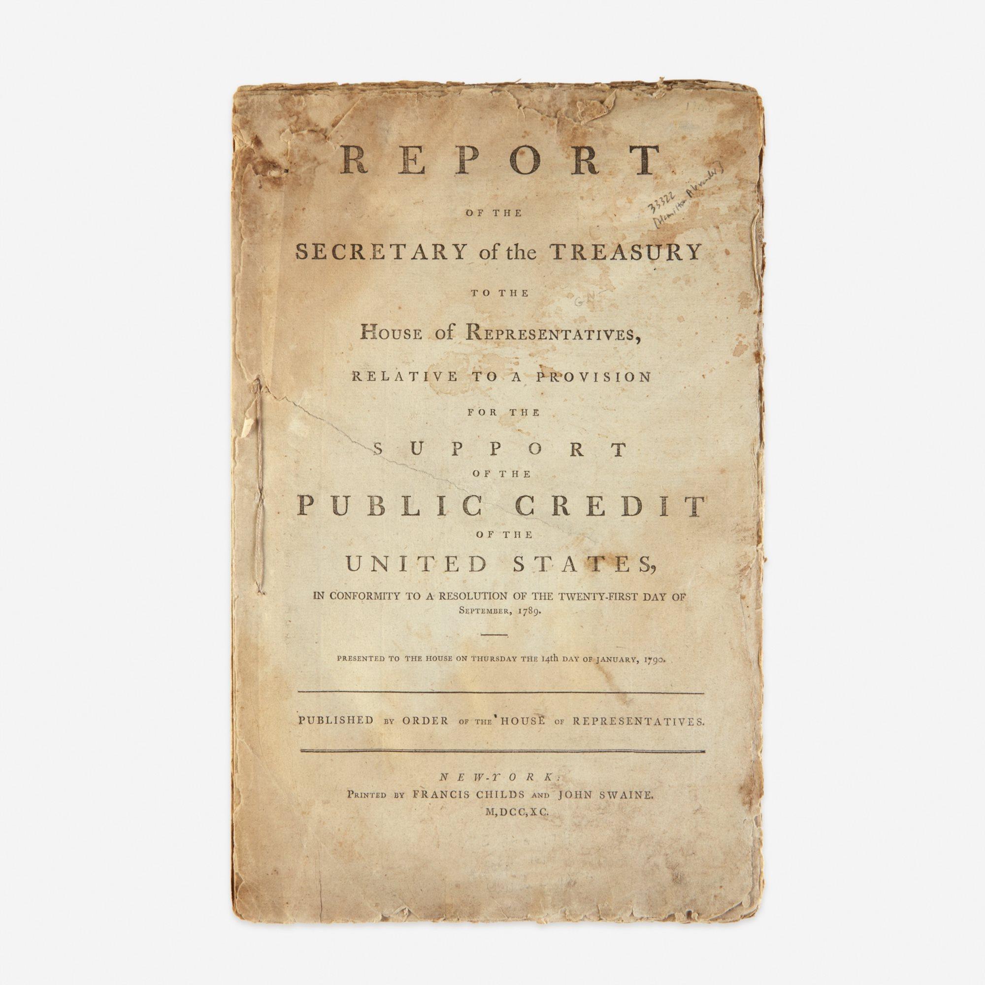 Hamilton Public Credit