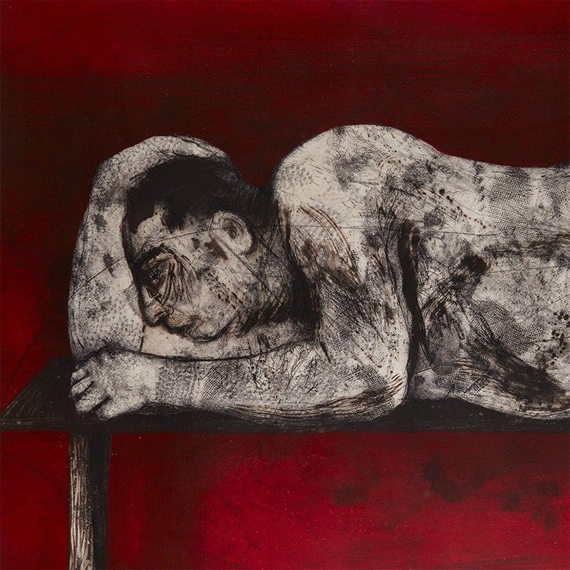 William Kentridge's 'Sleeper Red'