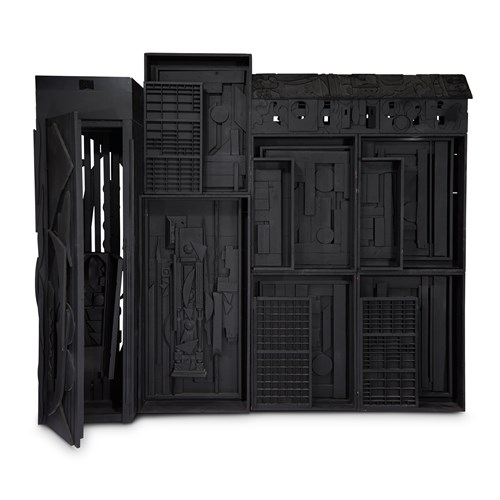 Lot 18 - LOUISE NEVELSON  (AMERICAN, 1899–1988)