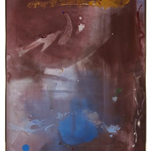 Lot 10 - Helen Frankenthaler (American, 1928-2011)