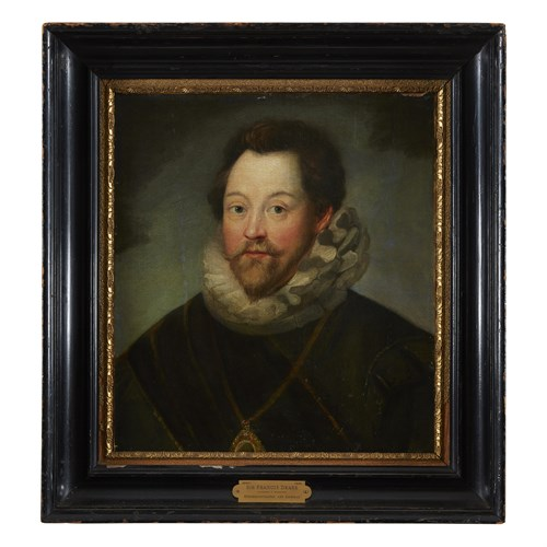 Lot 21 - AFTER MARCUS GHEERAERTS THE YOUNGER (FLEMISH 1561-1636 - AN 18TH CENTURY WORK)