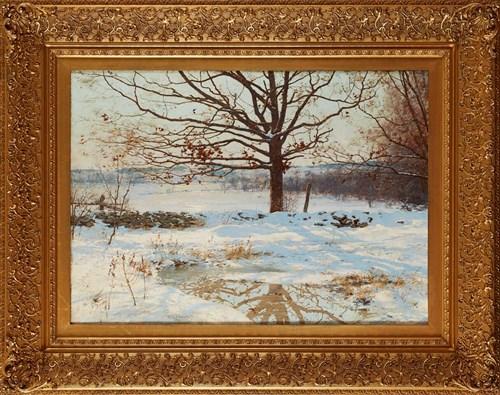 Lot 57 - Walter Launt Palmer (American, 1854-1932)