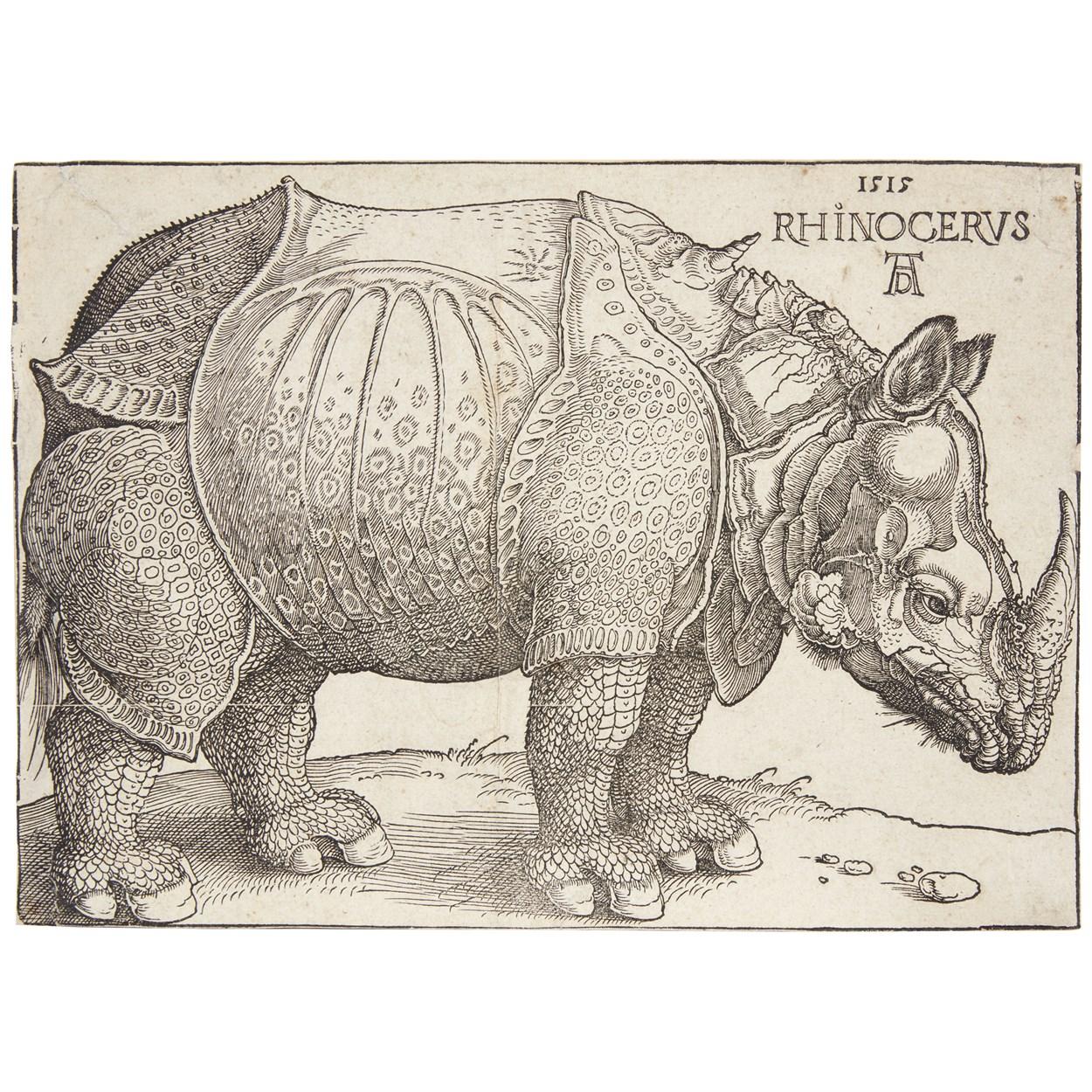 Lot 1 - Albrecht Dürer (German, 1471–1528)