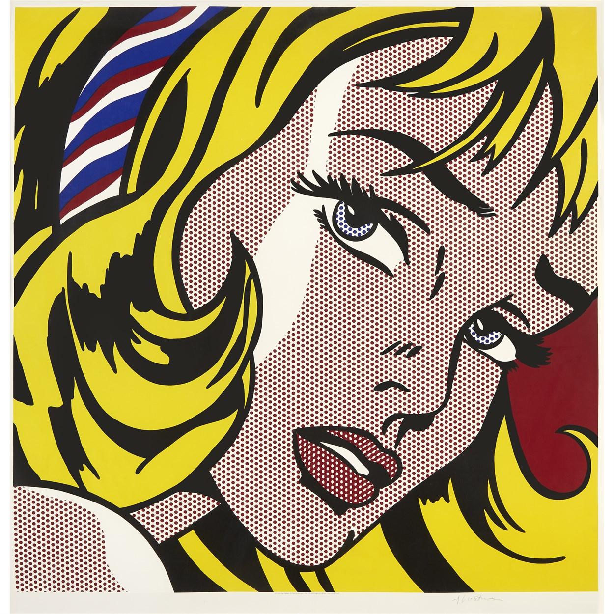 Lot 7 - After Roy Lichtenstein (American, 1923-1997)