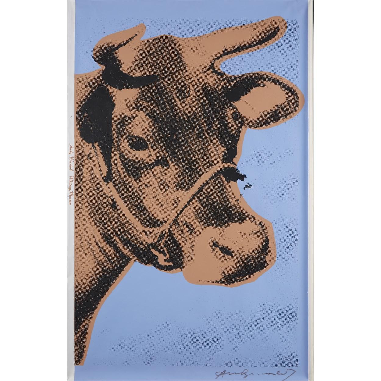 Lot 66 - Andy Warhol (American, 1928-1987)
