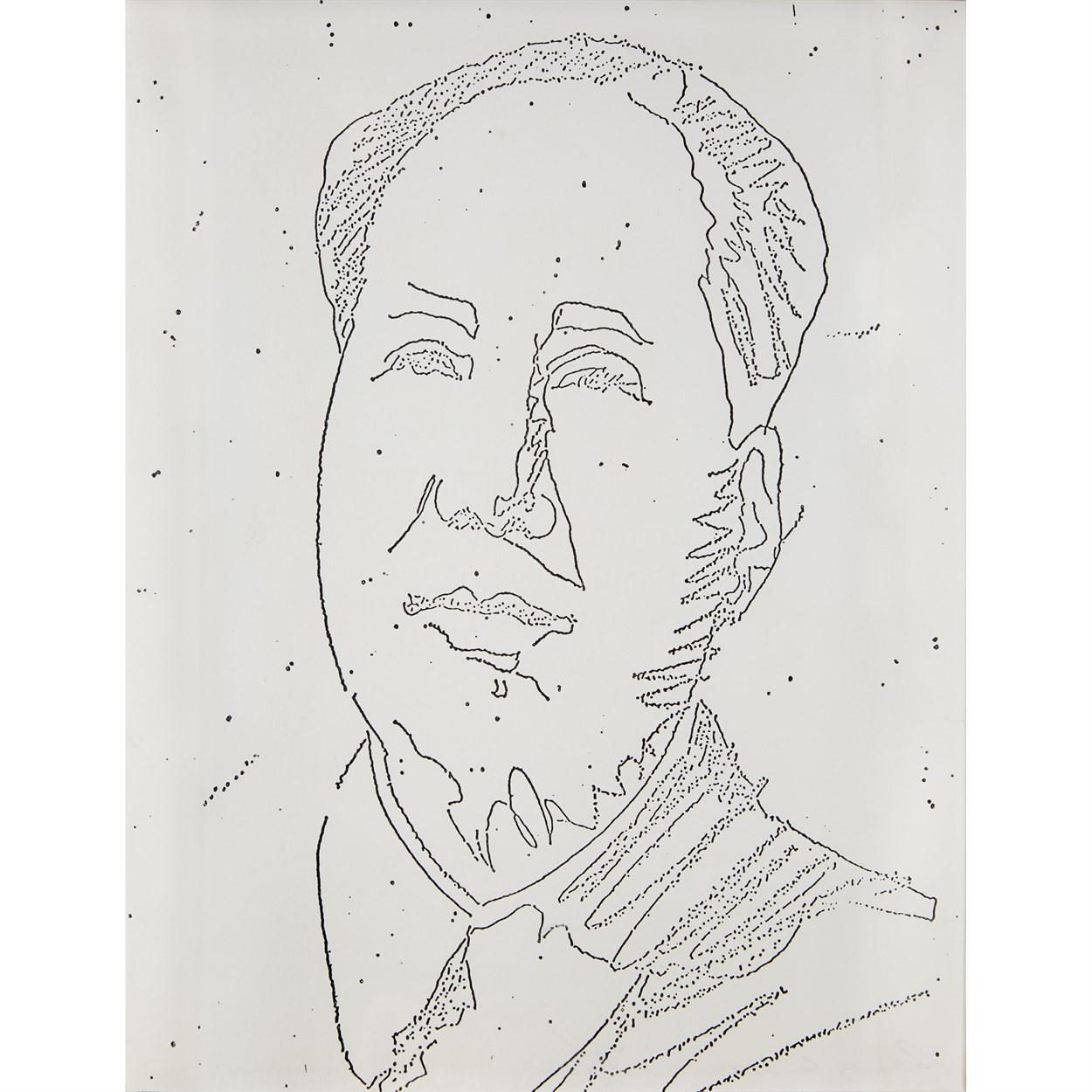 Lot 94 - Andy Warhol (American, 1928-1987)