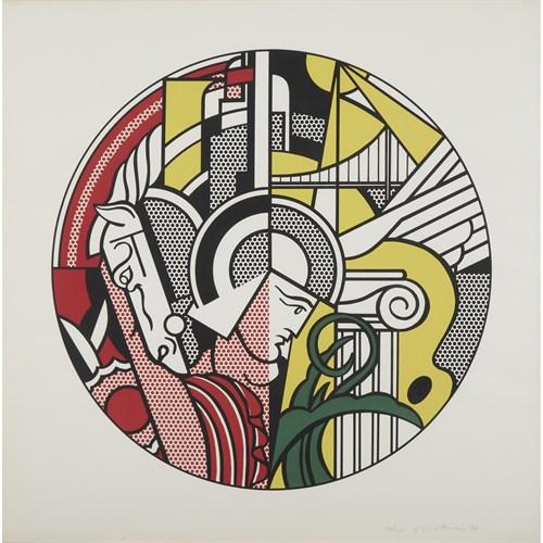 Lot 20 - Roy Lichtenstein (American, 1923-1997)