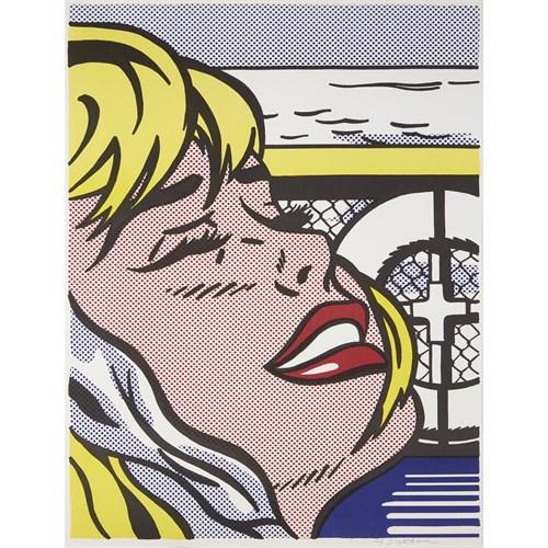 Lot 32 - Roy Lichtenstein (American, 1923-1997)