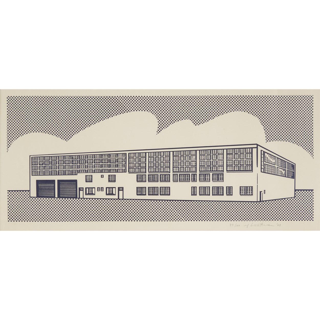 Lot 18 - Roy Lichtenstein (American, 1923-1997)