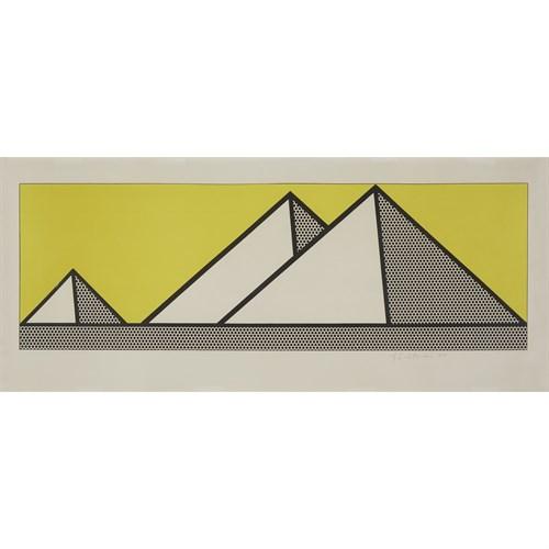Lot 29 - Roy Lichtenstein (American, 1923-1997)