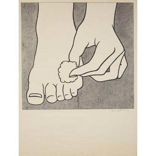 Lot 4 - Roy Lichtenstein (American, 1923-1997)