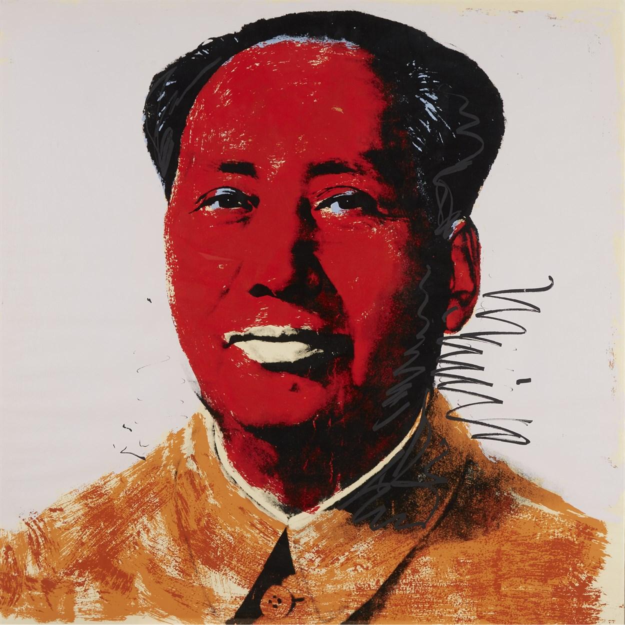 Lot 53 - Andy Warhol (American, 1928-1987)