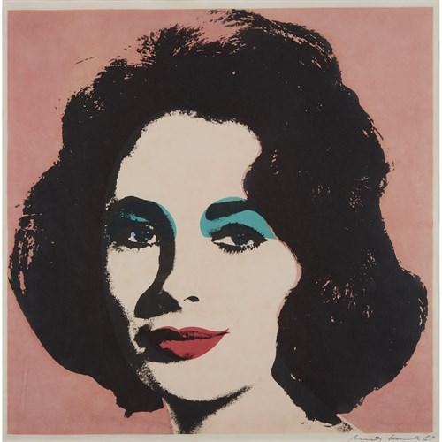 Lot 49 - Andy Warhol (American, 1928-1987)