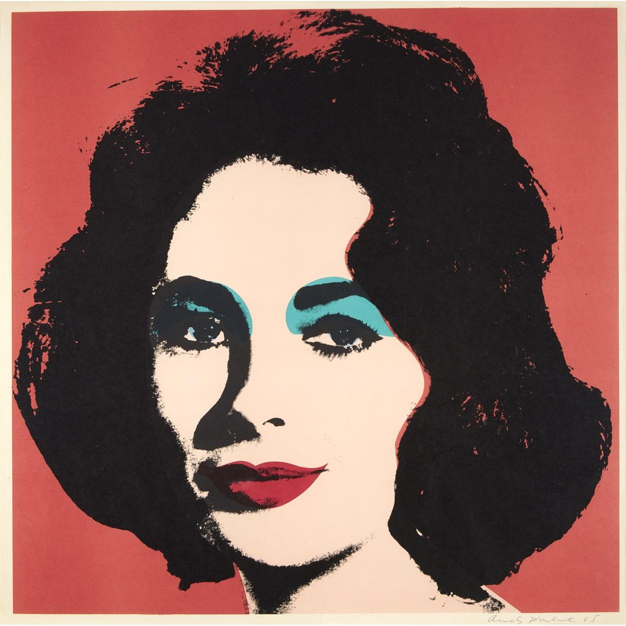 Lot 48 - Andy Warhol (American, 1928-1987)