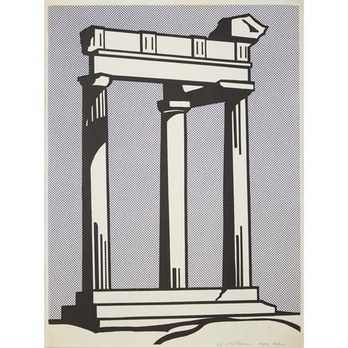 Lot 17 - Roy Lichtenstein (American, 1923-1997)