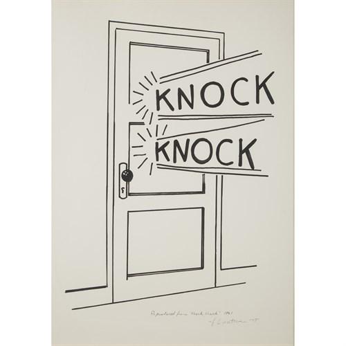 Lot 5 - Roy Lichtenstein (American, 1923-1997)