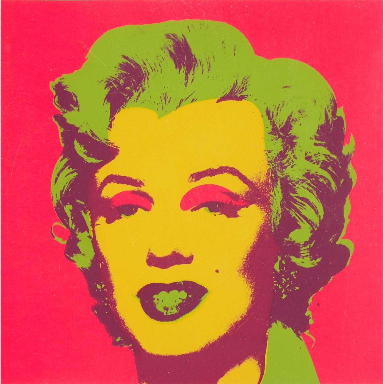 Lot 56 - Andy Warhol (American, 1928-1987)