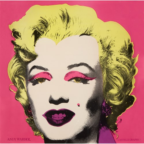 Lot 59 - After Andy Warhol (American, 1928-1987)