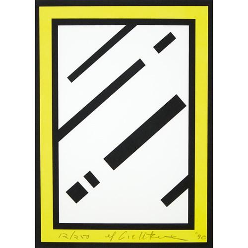 Lot 35 - Roy Lichtenstein (American, 1923-1997)