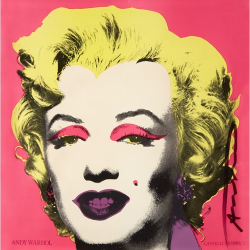 Lot 55 - After Andy Warhol (American, 1928-1987)