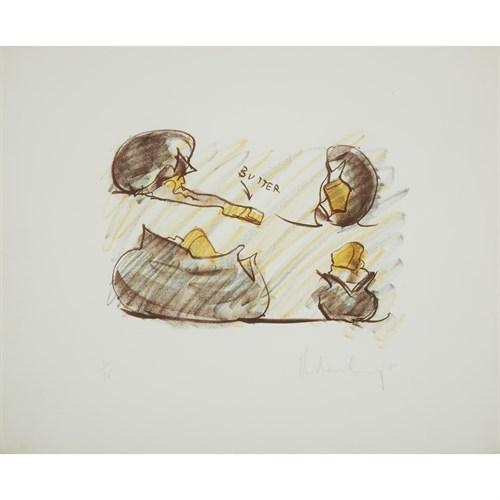 Lot 99 - Claes Oldenburg (American, b. 1929)