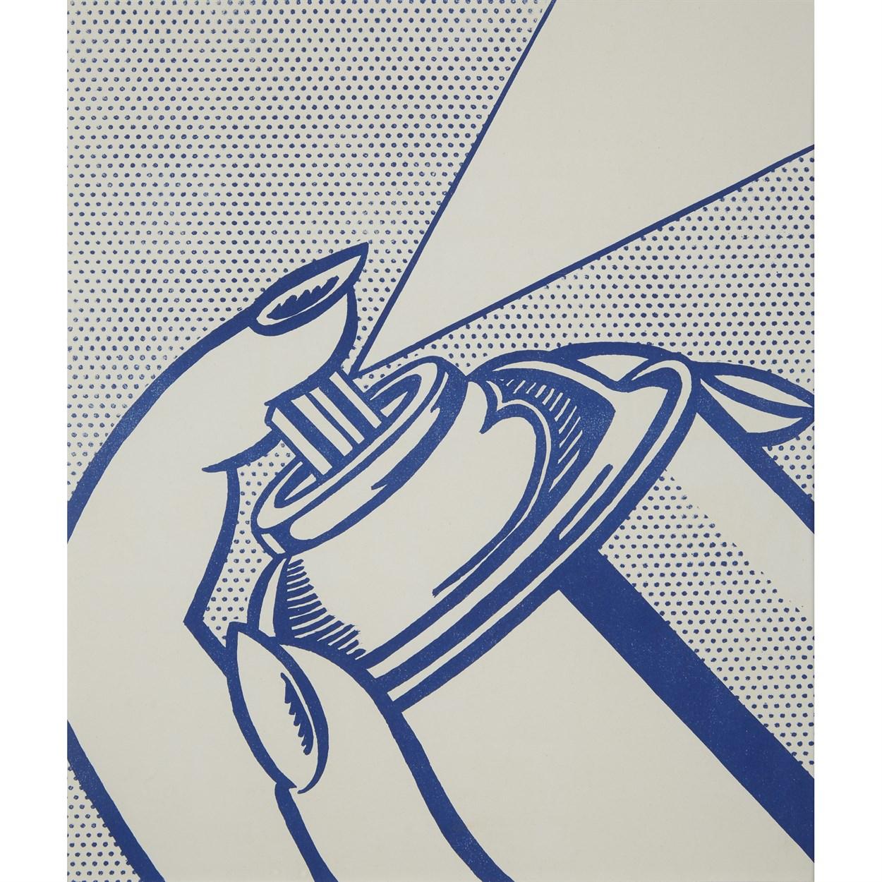 Lot 85 - Roy Lichtenstein (American, 1923-1997)