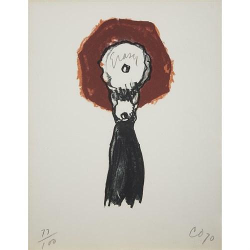 Lot 96 - Claes Oldenburg (American, b. 1929)
