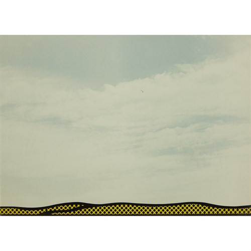 Lot 13 - Roy Lichtenstein (American, 1923-1997)