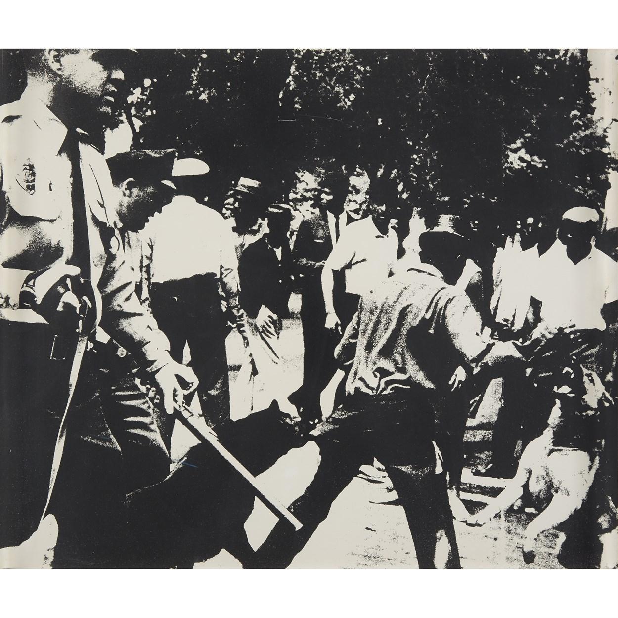 Lot 60 - Andy Warhol (American, 1928-1987)