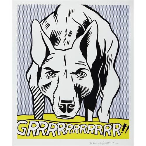 Lot 147 - Two PostersAfter Roy Lichtenstein (American, 1923-1997)