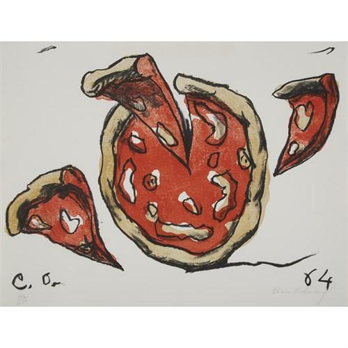 Lot 41 - Claes Oldenburg (American, b. 1929)