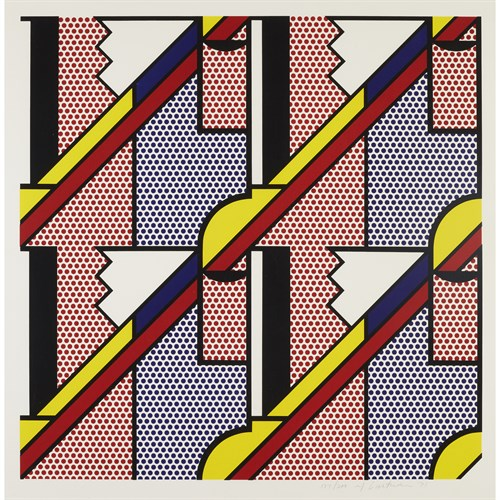 Lot 28 - Roy Lichtenstein (American, 1923-1997)