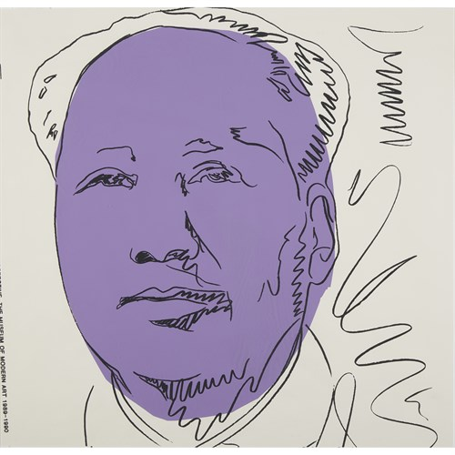 Lot 50 - Andy Warhol (American, 1928-1987)