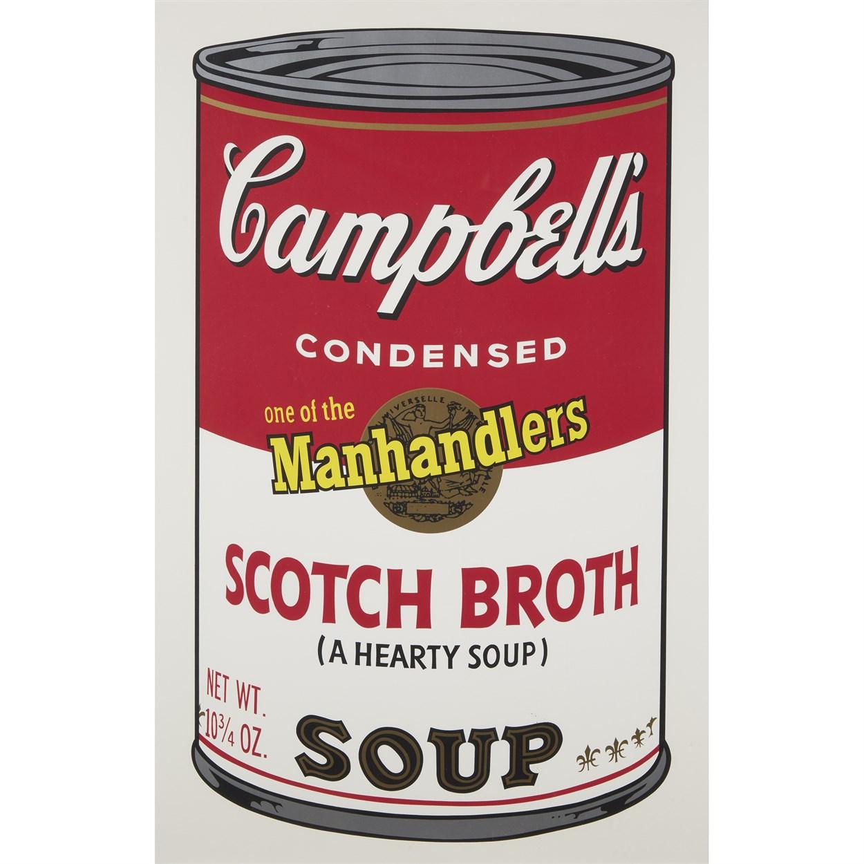 Lot 62 - Andy Warhol (American, 1928–1987)
