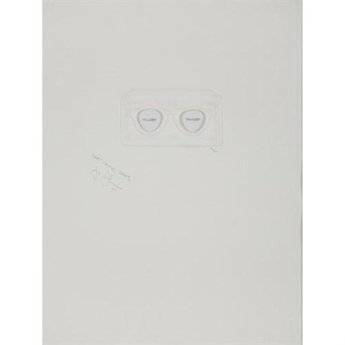 Lot 42 - Jasper Johns (American, b. 1930)